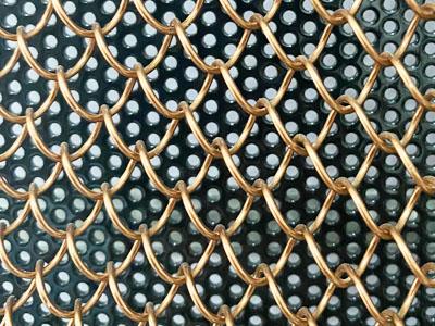 金属螺旋垂帘